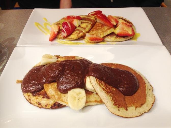 Prep Fitness Kitchen - protein pancakes