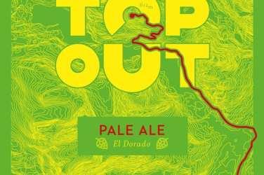 Top Out - El Dorado single hop pale alea