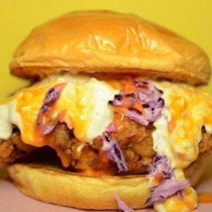 buttermilk_chicken strEAT glasgow food glasgow street food flyer