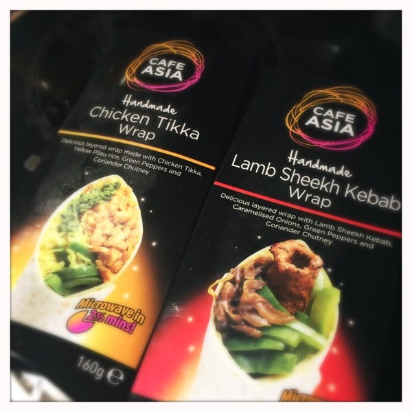 Cafe Asia Iceland Asian snack food