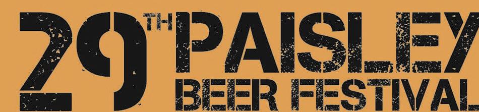 paisley beer festival scotland