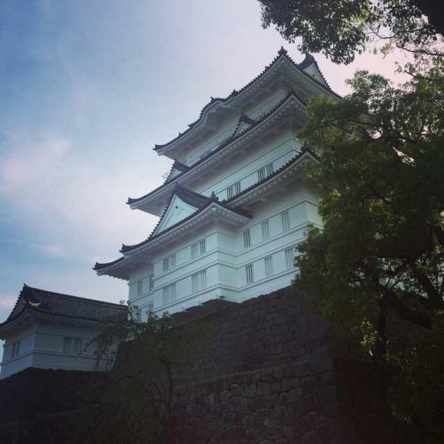 Odowara castle Kisarazu Japan Glasgow foodie explorers travel blogger
