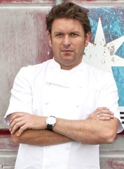 James martin new job virgin executive chef