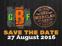 Save the date for Giffnock Beer Festival