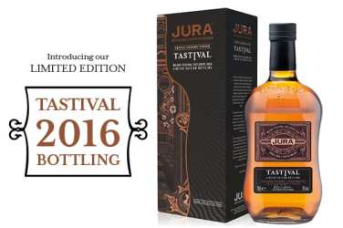 Jura whisky Tastival limited edition glasgow foodie explorers