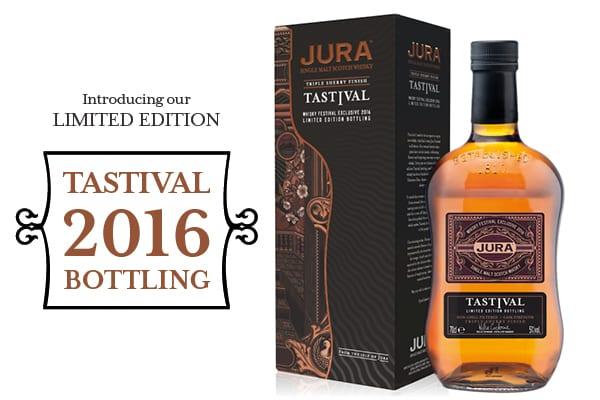 Jura whisky Tastival limited edition glasgow foodie explorers
