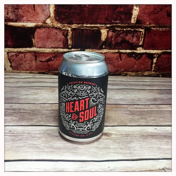 vocation brewery heart and soul beer