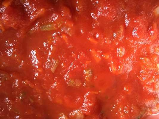 Tomato Cooking