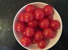 Recipe: Marinaded Tomato Salad