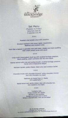 the_Stockbridge_restaurant_set_menu