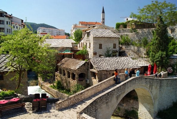 Mostar Bosnia and Herzegovina Yugoslavia