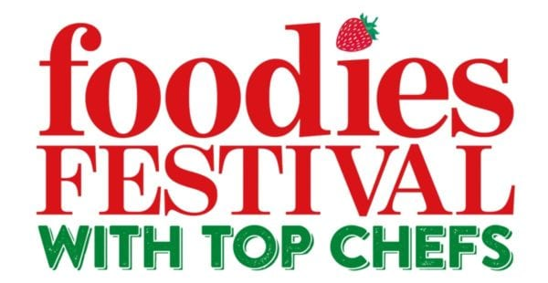 Foodies festival Edinburgh