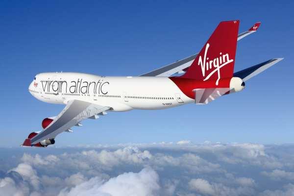 Virgin Atlantic Glasgow airport Orlando