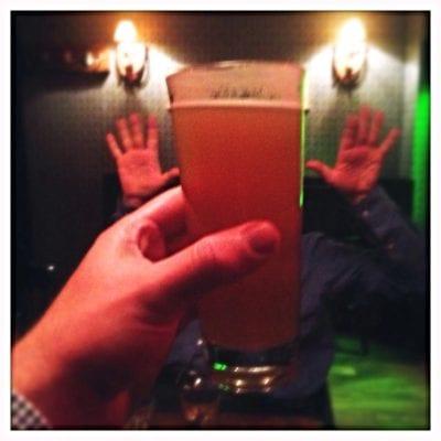 edinburgh hoot the redeemer beer