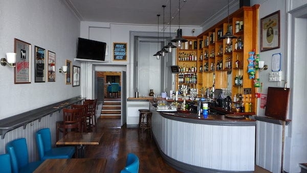 Atholl Arms Dunkeld bar