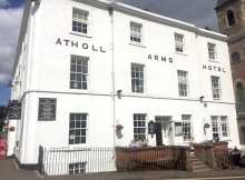 Hotel Review: Atholl Arms Hotel, Bridge Road, Dunkeld