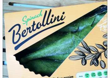 bertollini recipe pasta box