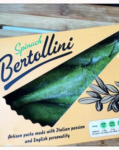 bertollini recipe pasta box