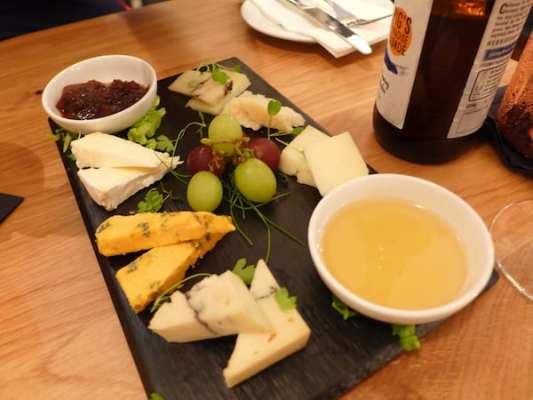 edinburgh il calice cheese