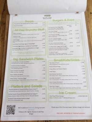 habitat cafe aberfeldy menu 1