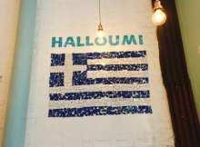 Peek into Halloumi in Glasgow