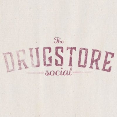 The drugstore social Glasgow bar