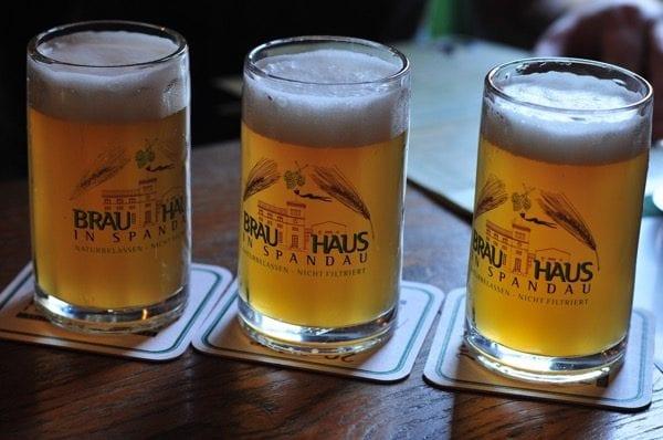 Spandau brewery beer berlin