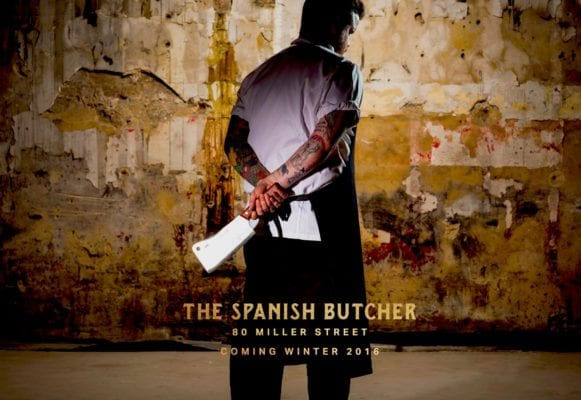 The Spanish butcher Glasgow restaurant