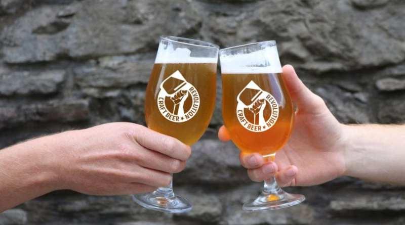 Edinburgh craft beer revolution