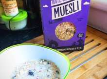 Product Review: Stoats Triple Berry Muesli