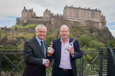 Edinburgh gin Iain McLeod distillers