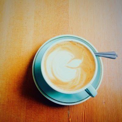 Spitfire Glasgow coffee