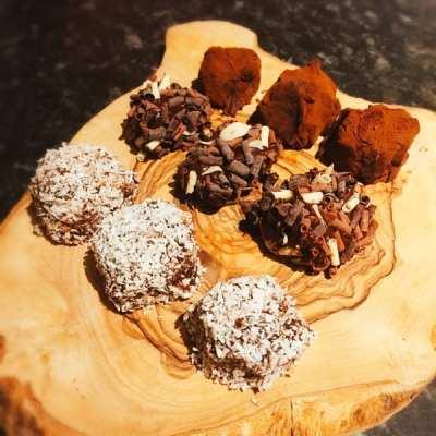 Baileys chocolate truffle recipe