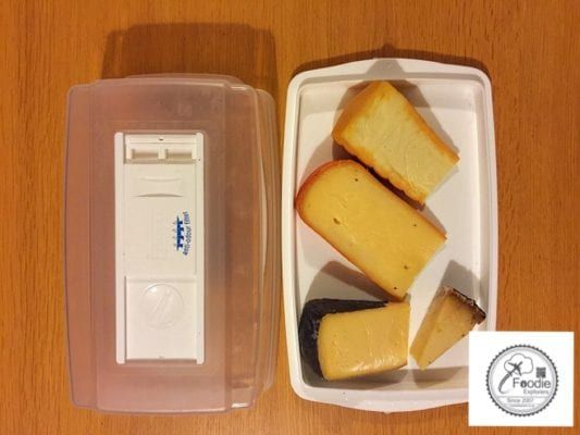 Tefal cheese preserver review