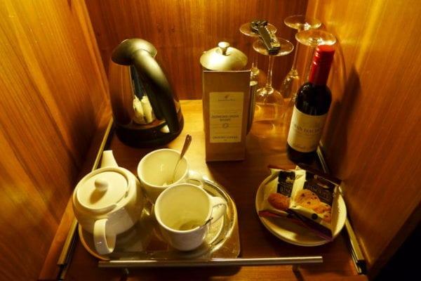 Jesmond Dene House hotel - home roasted coffee