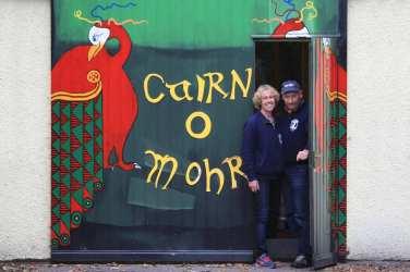 Cairn O'Mhor wine scotland