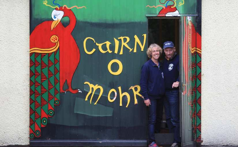 Drink: Cairn O Mohr Wines celebrates birthday