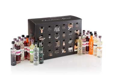 Alcoholic advent calendar chase