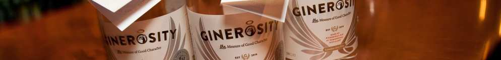 Ginerosity Gin Pickering's scotland