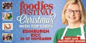 Foodies festival Christmas