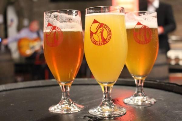 Edinburgh craft beer revolution festival