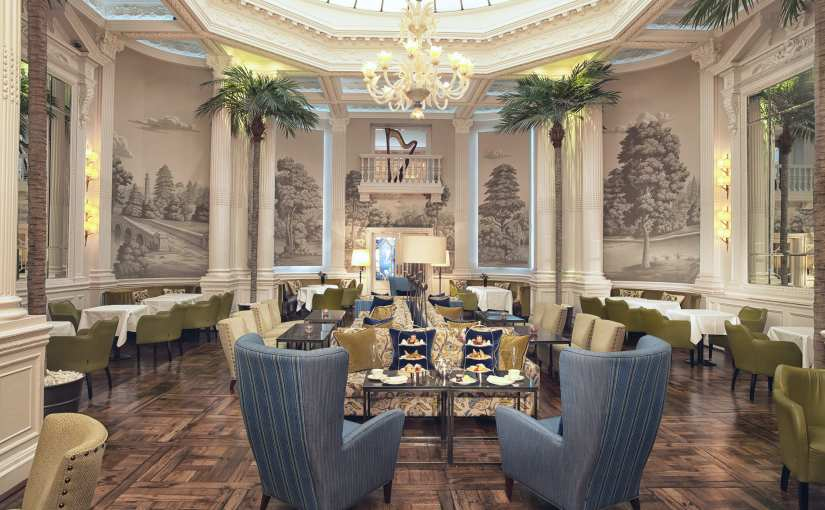 Event: Ruinart Winter Sessions at The Balmoral Palm Court