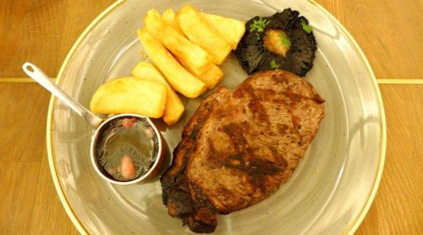 Chop House Market Street - Sirloin Steak