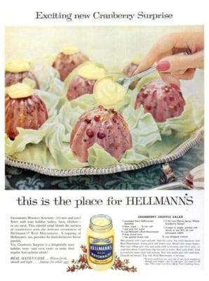 Retro vintage cooking