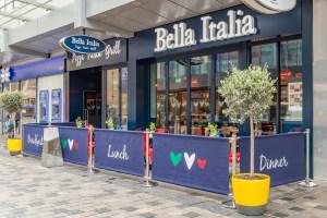 Bella Italia glasgow Christmas prize