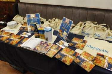 Sloans - Macaroni book signing