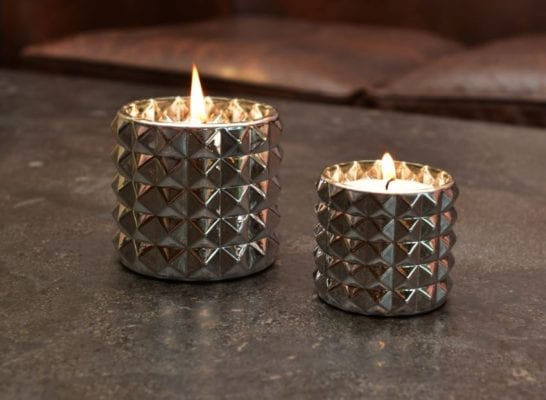smoked diamonds shearer candles