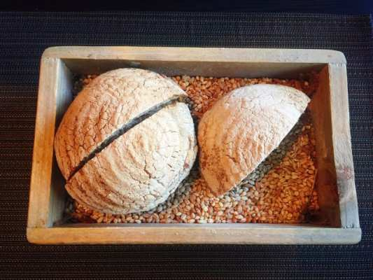 Bread Cail Bruich tasting menu glasgow foodie explorers