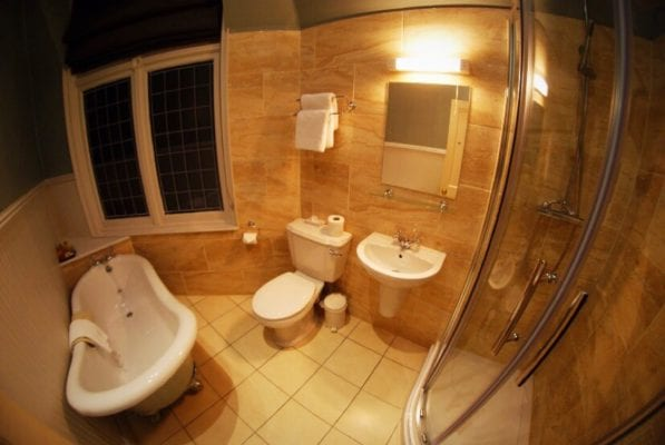 Knockderry Country house hotel scotland accommodation Review