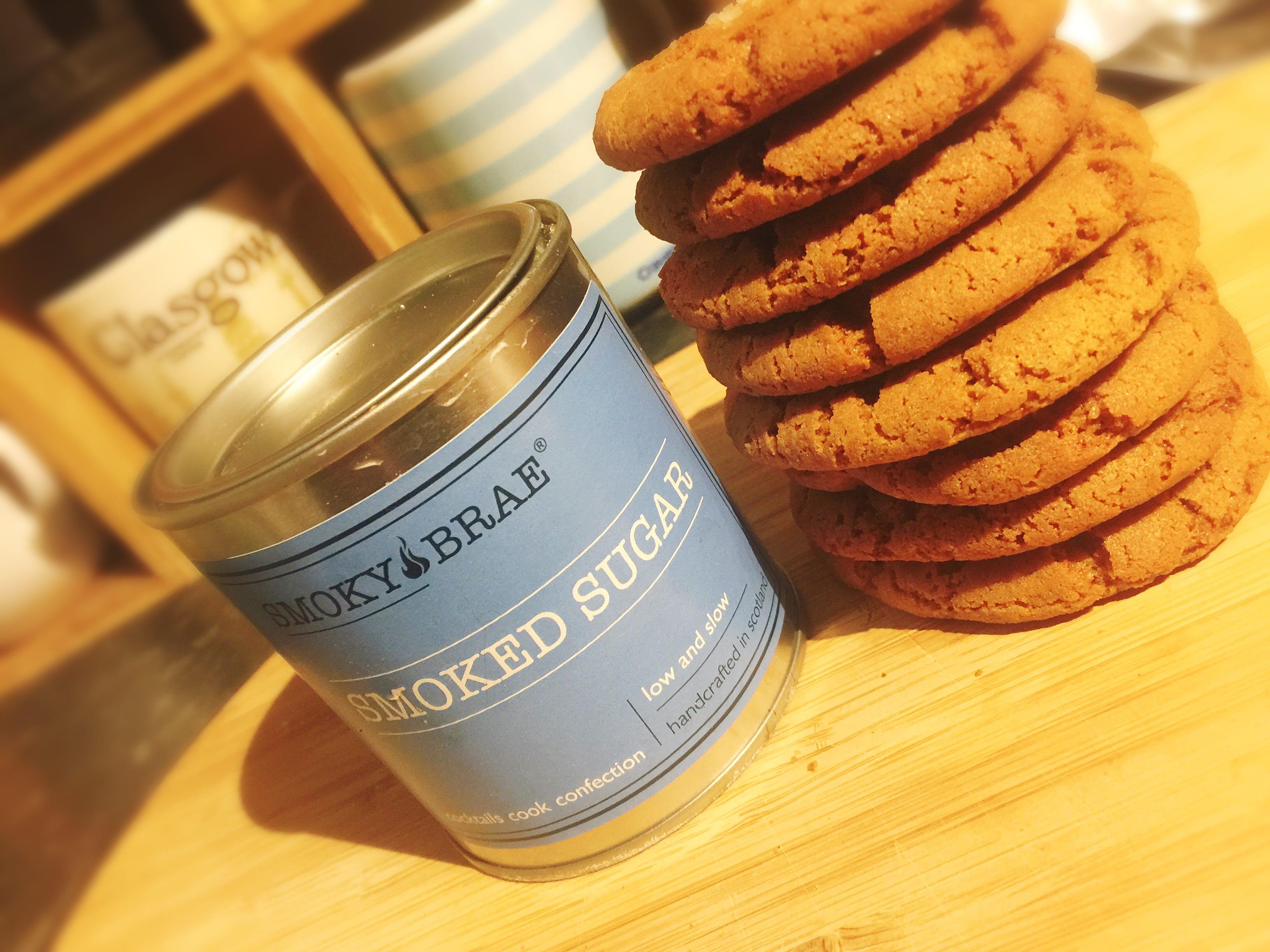 Ginger tea cookies recipe